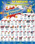 Promociones VIDUC ferreteria reventon de precios - 13oct14