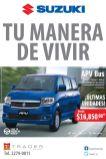 SUZUKI trader APV plus car motor