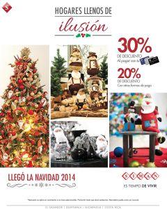 Siman centro america catalogo navideños hogares llenos de ilusion