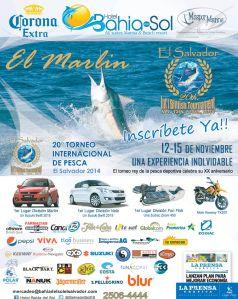Torneo internacional de pesca MARLIN 2014