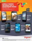 telefonos baratos en DIGICEL - 18oct14