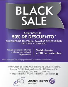 BLACK SALE network telephony technology - 10nov14