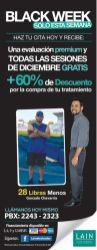 BLACK WEEK ofertas para bajar de peso - 17nov14