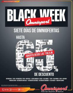BLACK WEEK siete dias de omniofertas - 24nov14