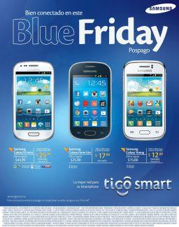 BLUE FRIDAY smartphoen samsung offers - 28nov14