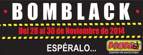 BOMBA BLACK esperale esta semana - 24nov14