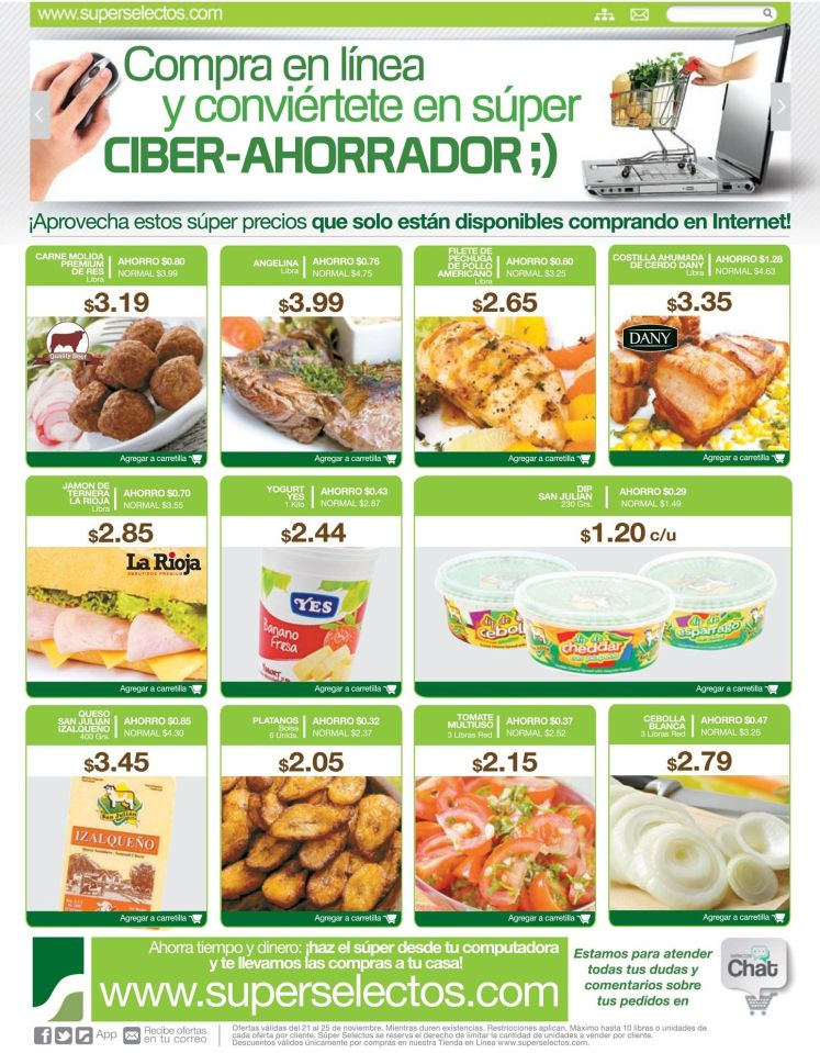 BUY online supermarket - 21nov14
