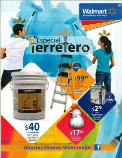 Catalogo ferretero WALMART ofertas - 21nov14
