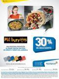 Descuento comida mexicana MIL BURRITOS - 03nov14