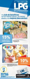 Descuentos en sorbetes POPS and Sotto Zero - 03nov14