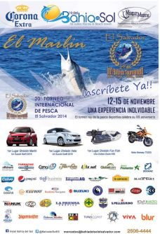 International champion ship marine marlin hunter - 12nov14