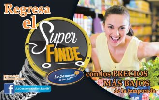 La Despensa regresa con SUPER FINDE - 26nov14