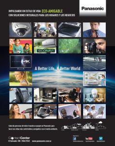 PANASONIC eco life center technology