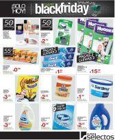 Paquetes de pampers HUGGIES en oferta - 28nov14