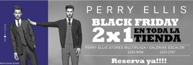Perry Ellis BLACK FRIDAY - 27nov14