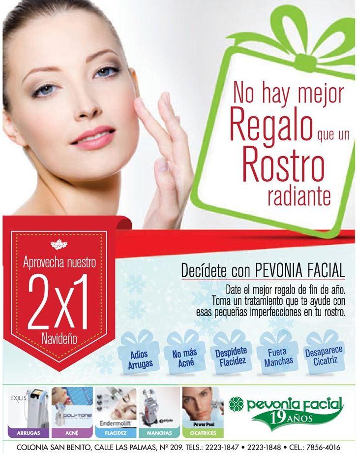 Rostro radiante promociones y tratamiento - 25nov14