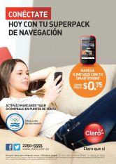 SUPERPACK de navegacion CLARO - 03nov14
