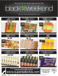 Super Selectos BLACK WEEKEND super discounts - 28nov14