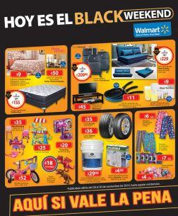 Todo acerca del BLACK WEEKEND WALMART - 28nov14