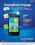 basic smartphone ALCATEL d1 offer - 13nov14