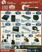 discounts Music FRIDAY instrument jingle bell rock - 21nov14