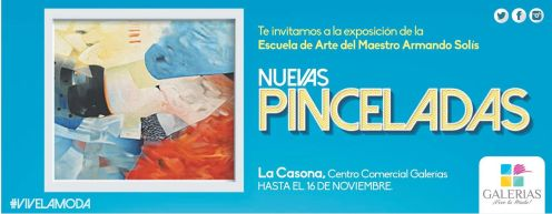 exposicion escuela de artes GALERIAS escalon - 03nov14