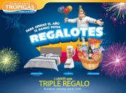 CLOSE year 2014 con REGALOTES tropigas