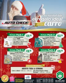 Christmas Pack combo for your car - 03dic14
