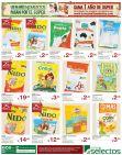 Descuentos en leche SUPER SELECTOS - 27dic14