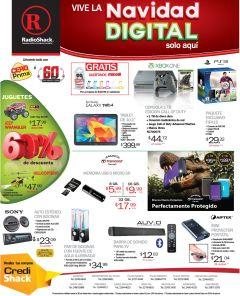 Discounts TOYS christmas Radio Shack - 22dic14