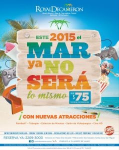 FULL entertaiment Beach resort - 17dic14