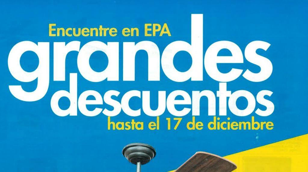 Ferreteria EPA grandes descuentos dic 2014