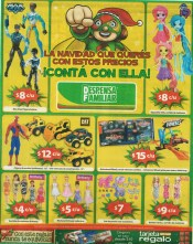 JUGUETES ofertas despensa familiar - 12dic14