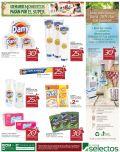 Productos reciclables en super selectos - 02dic14