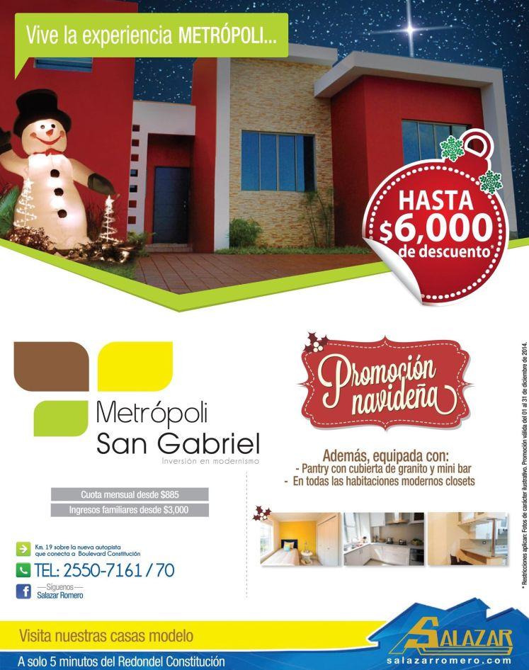 Promocion navidad para compar casa nueva