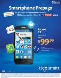 REBAJADO Alcatel C5 tigo promociones - 15dic14