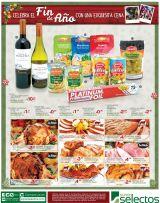SUPER SELECTOS ofertas para celebrar new year 2015
