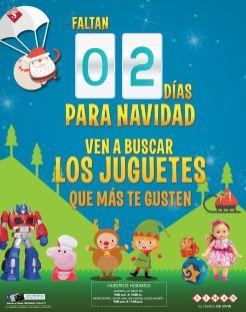 Solo te quedan 2 dias para comprar juguetes de navidad - 23dic14