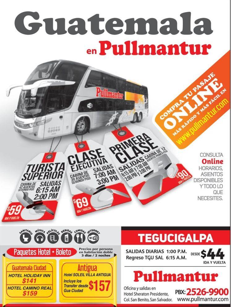 bus para guatemala y tegucigalpa - 04dic14