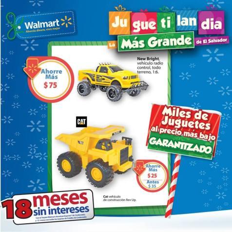 carro de juguetes WAlmaRT promociones - 31dic14