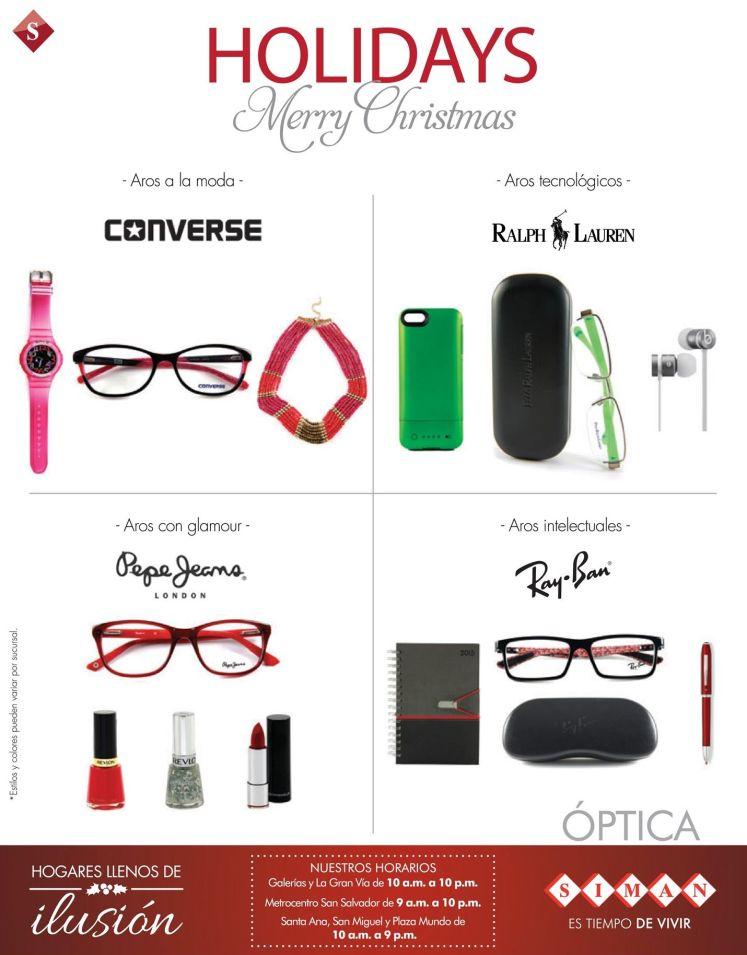 fashion glasses CONVERSE ray ban RALPH Lauren