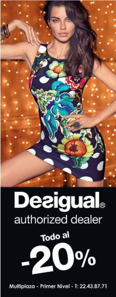ladies fashion store DESIGUAL authorized dealer