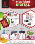 live CHRISTMAS digital promotions RADIOSHACK offers - 10dic14