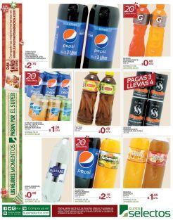 pack de bebidas a SUPER PRECIO - 19dic14