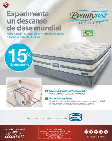 world class rest PREMIUN beds - 22dic14