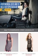 Aerocasilla ofertas en fashion trends savings - 08ene15