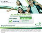 Cargos automaticos MOVISTAR en tu tarjeta de credito Banco Promerica - 08ene15