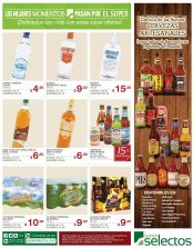 Cervezas artesanales importadas SUPER SELECTOS - 17ene15