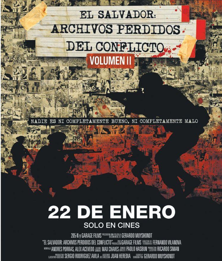El Salvador missing files del conflicto VOLUMEN II