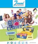 FREUND Folleto escolar REGRESO A CLASES 2015